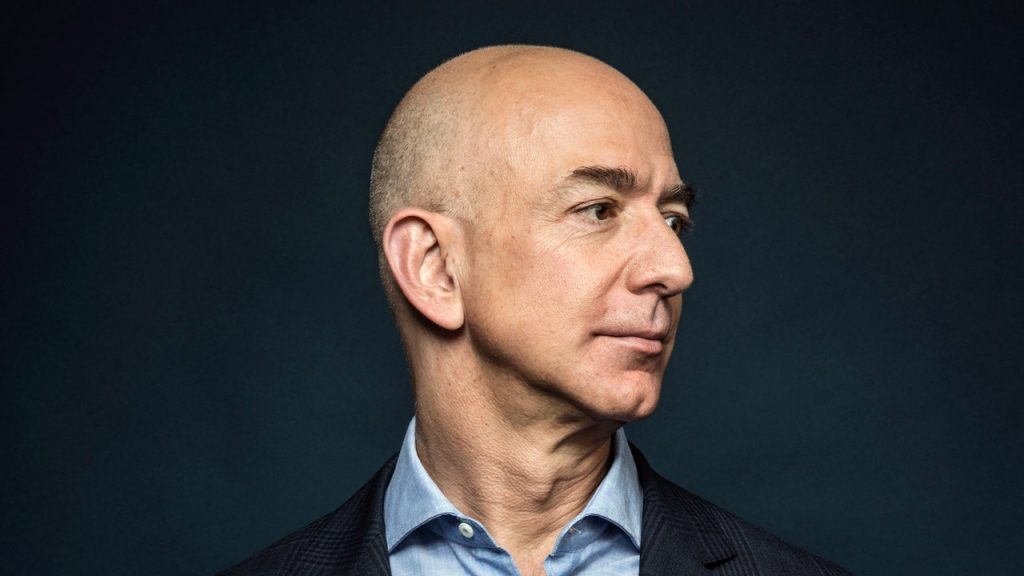 Amazon Jeff Bezos steps down as Amazon CEO