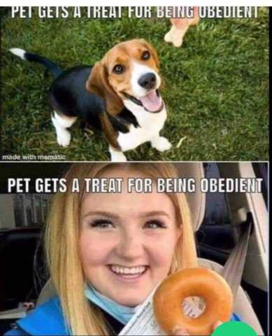 Krispy Kreme giving out free donuts if you get the Covid Vaccine. small businesses fight against Covid Vaccine.