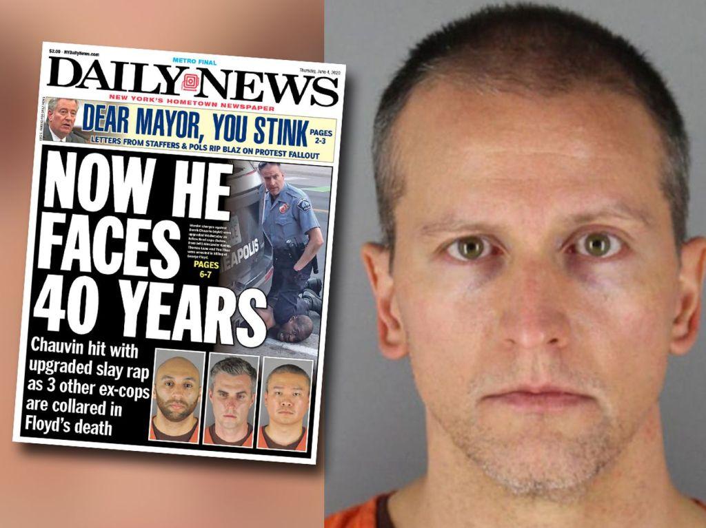 Chauvin found guilty in George Floyd murder hoax