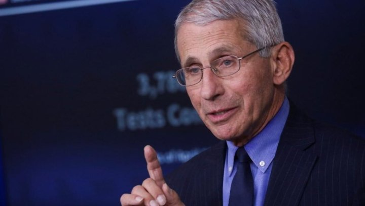 """Facebook no longer banning covid posts. It comes after infectious disease expert Dr. Anthony Fauci admitted that he is now """"not convinced"""" that COVID-19 developed naturally, and called for a deeper investigation into the origins of the virus."""