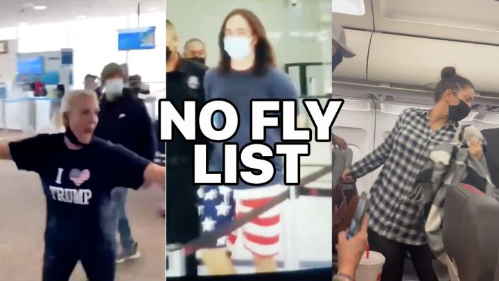 Innocent people are being placed on the no fly list by government for no reason. The US government has now committed to telling U.S. citizens and permanent residents whether they are on the No Fly List, without reason