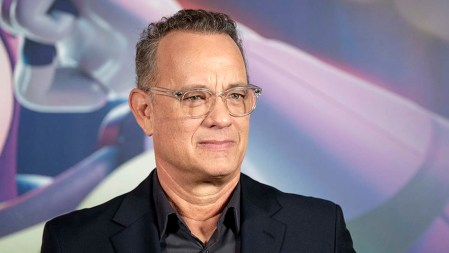 where is tom hanks today