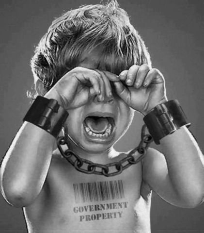 The idea of child trafficking by our beloved government of the United States, and other governments around the world, is hard to accept.