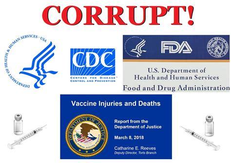FDA Approves Covid Vaccine. The FDA, FDA, CDC are corrupt.
