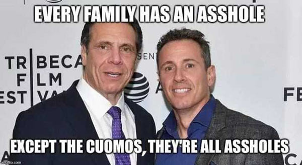 """Cuomo pushing vaccine mandates. New York Governor, dictator and marxist,Andrew Cuomo,on Monday urged businesses to institute """"vaccine-only"""" admission in order to incentivize getting vaccinated againstCOVID-19. Cuomo said, """"Private businesses, bars, restaurants: go to a vaccine-only admission. … I believe it's in your business interest to run a vaccine-only establishment,"""" he added, without elaborating."""