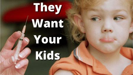 mandatory vaccines for kids in school