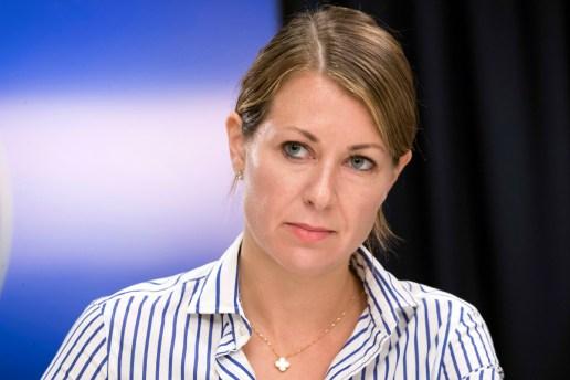 Governor Cuomo's top aide Melissa DeRosa resigns August 8, 2021.