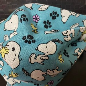 Snoopy & Woodstock Face Mask