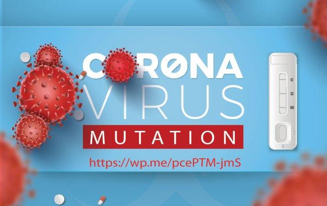 Mutated Coronavirus Found - British scientists have found a mutation in the Coronavirus in the United Kingdom. #Coronavirus #CoronavirusMutation