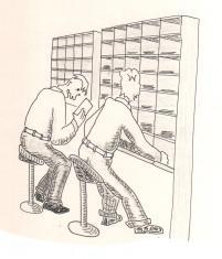 Drunk Postal Worker