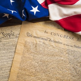 U.S. Constitution and Declaration of Independence