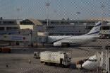 Arrival at TLV, Ben-Gurion International Airport, Tel Aviv