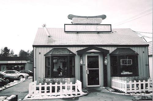 T-G's Dog House, Bridgeport, Conn.