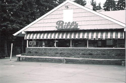 Bill's Drive In (Formerly Ligouris), Monroe, Conn.