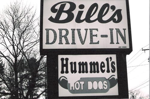 Bill's Drive In (Formerly Ligouris), Monroe, Conn. (1)