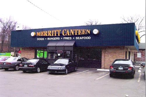 Merritt Canteen, Bridgeport, Conn.