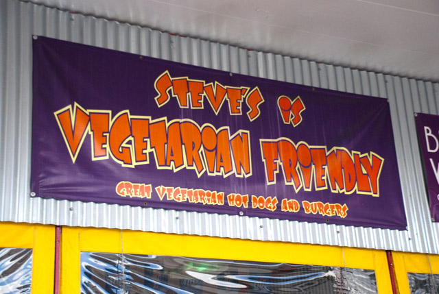vegiearian hot dogs in denver