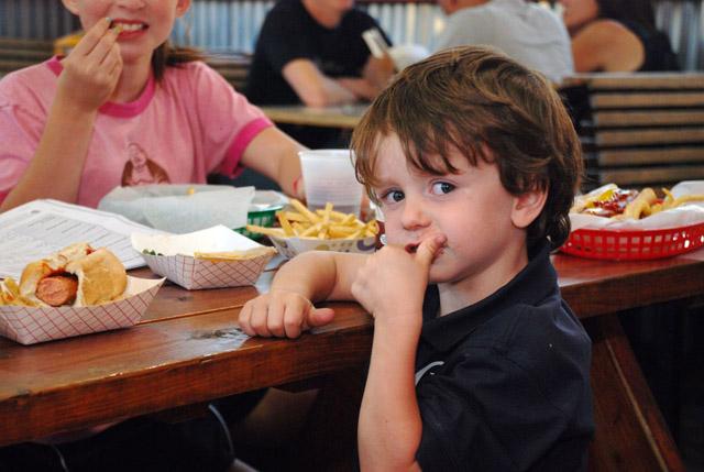 kid friendly dining in denver