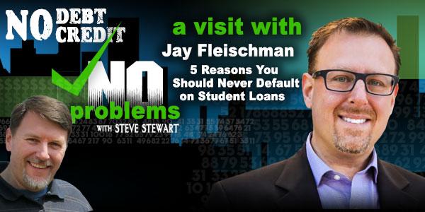Default Student Loan help Jay Fleischman Consumer Protection Lawyer - Episode 11