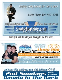 Dance and Workshop Flyers