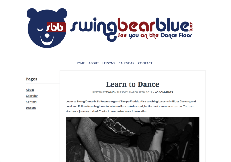 swingbearblue.com
