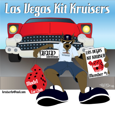 Las Vegas Kit Krusiers Design