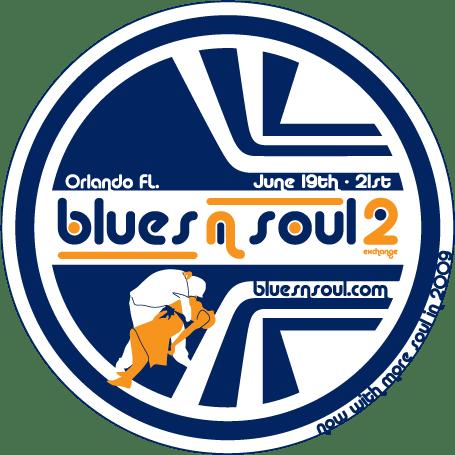 Blues n Soul 2 Logo