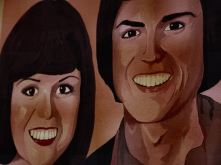 Steve Stones, Steve D. Stones, Steven Stones,Donny and marie osmond