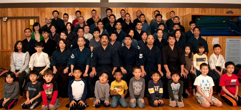 Steveston Kendo Club 2011
