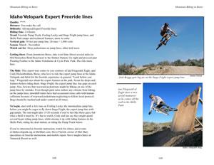 35 - Idaho Velopark Expert Freeride Lines