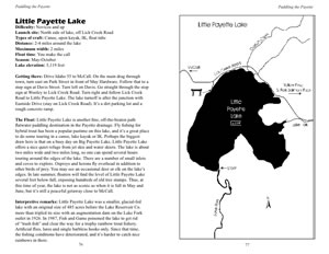 Little-Payette-Lake