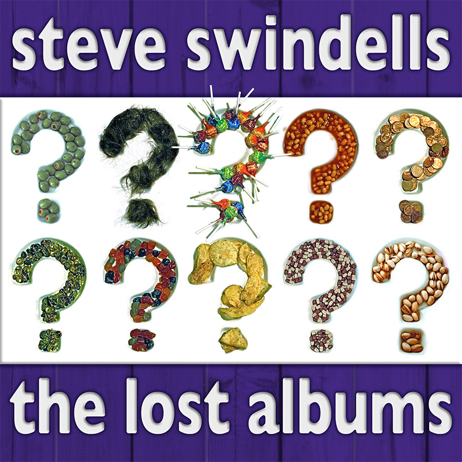 Steve Swindells' Sleeve Notes To 'The Lost Albums'. (1/4)