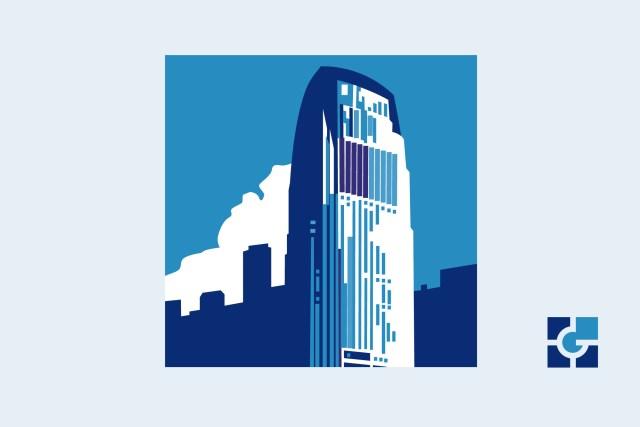 Goldman Sachs Building Icon