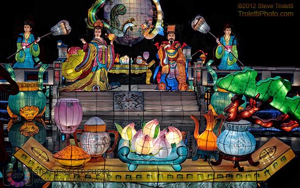 The Magic of Lanterns 2012 – 20th anniversary!