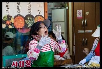 South Korea :: Hadong Hwagae Market