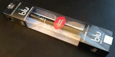 blu cigs disposable e-cigarette image