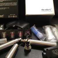 Impressions of the eGo-C Tank System
