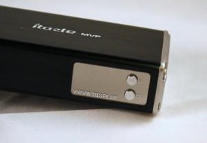 itaste mvp 2 review display
