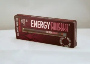 Energy Shisha Review box image