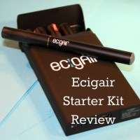 Ecigair Review - Traditional eCig Kit Charges On the Go