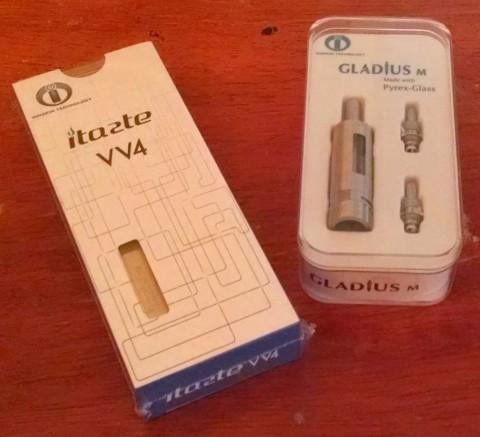 itaste vv4 gladius giveaway