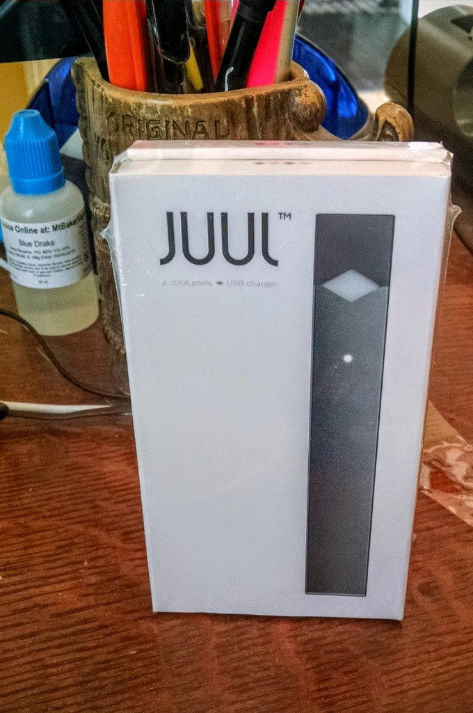 Juul Soars to $15bn Valuation