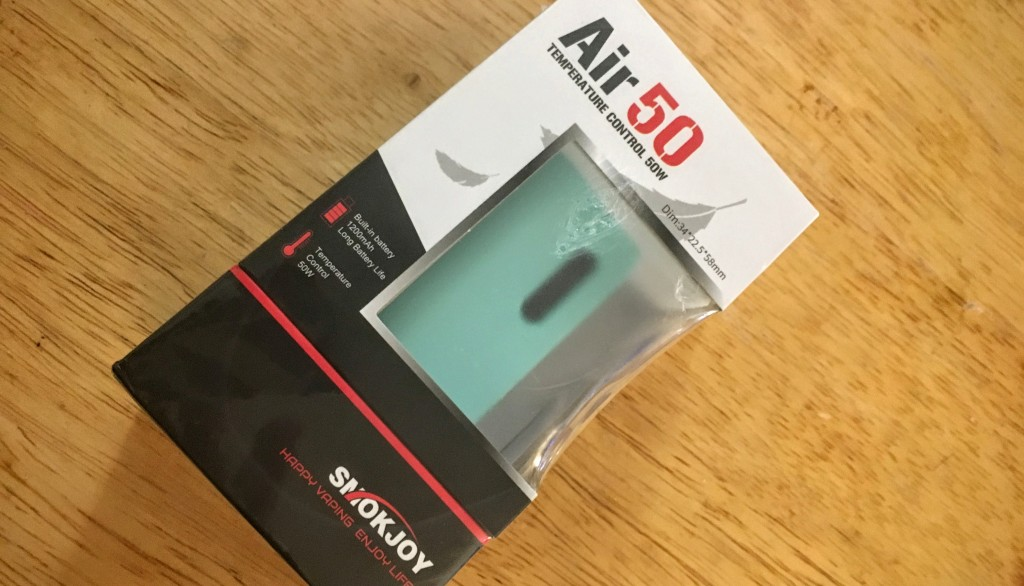 Teeny Tiny Smokjoy Air is Tiny [Review]