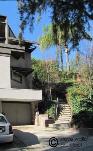 rm rudolph schindler tischler house stairs steve wallet architect