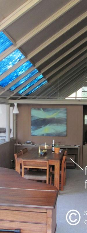 rm schindler tischler house dining steve wallet architect