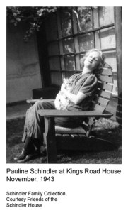 Pauline Schindler, Nov 1943