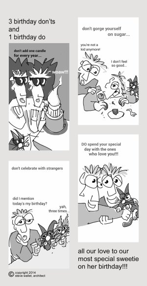 steve wallet architect happy birthday lisa cartoon card 2014-12-28 copy