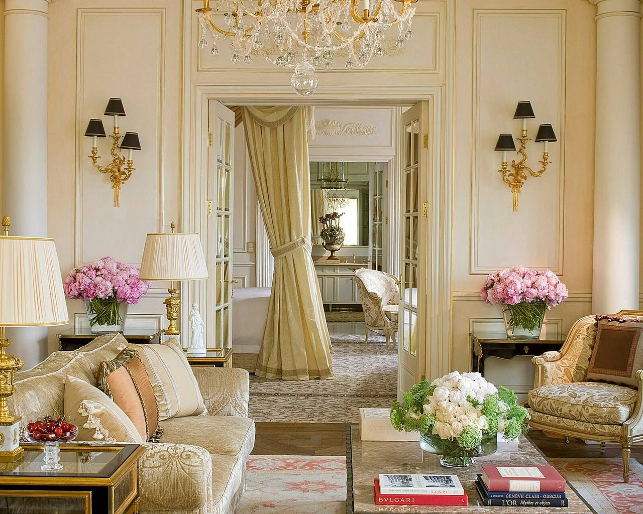 Ideas For Shabby Chic Living Room