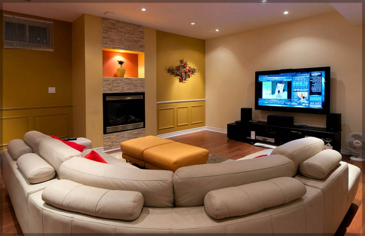 18 Ideas To Design Comfortable Your Family Room