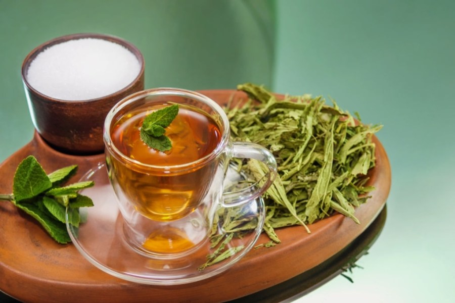 How to use stevia in tea?